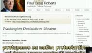Проф. др Пол Крејг Робертс: Зашто би неко улазио у ЕУ, Вашингтон манипулише Украјином, неизбежна криза долара, шта можемо у светудезинформација?
