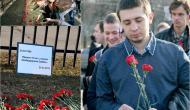 Млади Московљани положили цвеће испред Амбасаде Србије: 15 година од бомбардовања – 15 година срамотеСАД