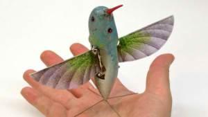 Nano-kolibri dron