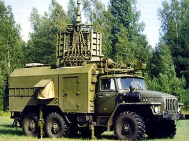 Ruski sistem Avtobaza za ometanje veza sa letelicama