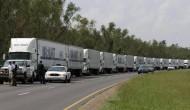 Масовни мистериозни конвој камиона: Банкарска елита одлази у склоништа?(ВИДЕО)